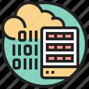cloud, processing, server, service, system