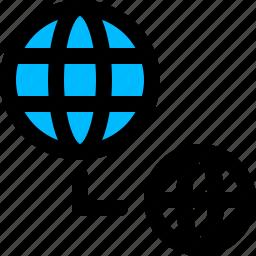 domain, hierarchy, sub icon