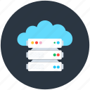 cloud, hosting, cloud networking, cloud hosting, cloud architecture, dataserver network, cloud connection icon