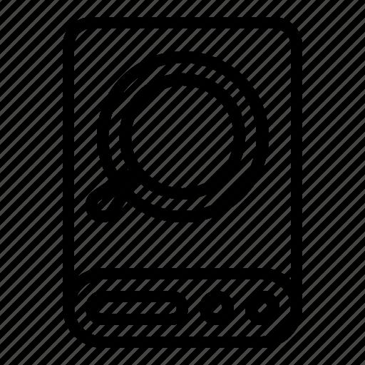 Hard, disk, drive, storage, data icon - Download on Iconfinder