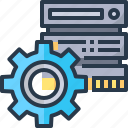 data, database, develop, hosting, server, servers, setting