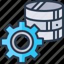 cog, data, database, develop, development, process, storage