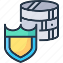 data, database, network, protech, secure, shield