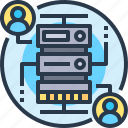 account, data, database, hosting, server, servers, storage