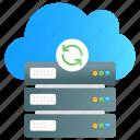 cloud, backup, cloud backup, cloud sync, cloud refresh, cloud reload, cloud update icon