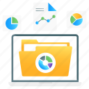 data, collection, data folder, business folder, data collection, data analytics, infographic icon