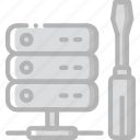 data, data storage, hosting, maintenance, network, network server, web icon