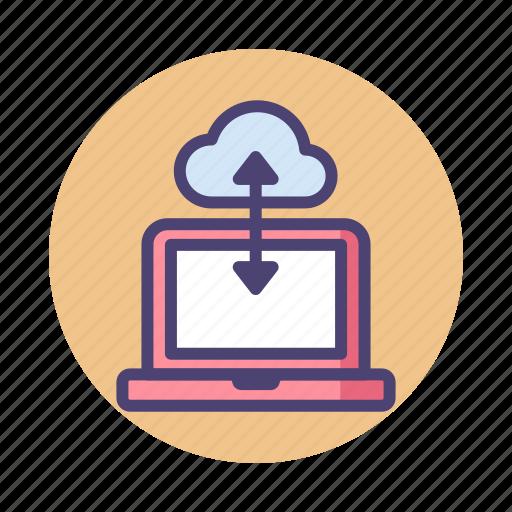 cloud, cloud computing, computing icon