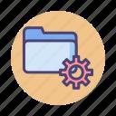 file, system, folder, format
