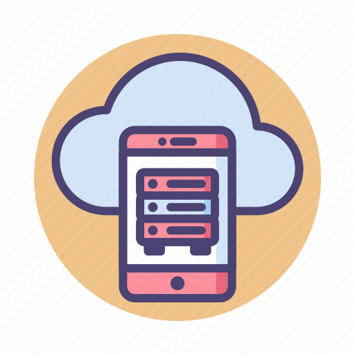 application, cloud app, cloud application, hosted, hosted application icon