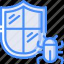 data, data storage, hosting, network server, protection, web icon