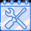 data, data storage, hosting, maintenance, network server, schedule, web icon