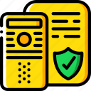 certification, data, data storage, hosting, network server, web icon