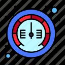 gauge, internet, meter, speed