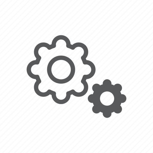 application, computer, development, device, gear, setting, web icon