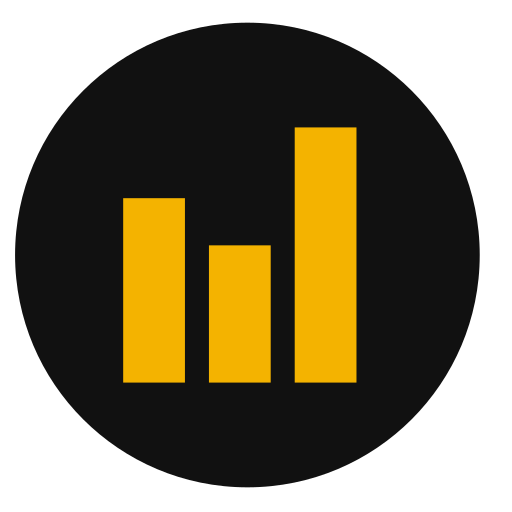 analytics, business, chart, graph, report icon