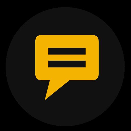 bubble, chat, comment, communication, message icon