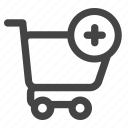 add, add-more, buy, cart, ecommerce, shopping-cart, store icon