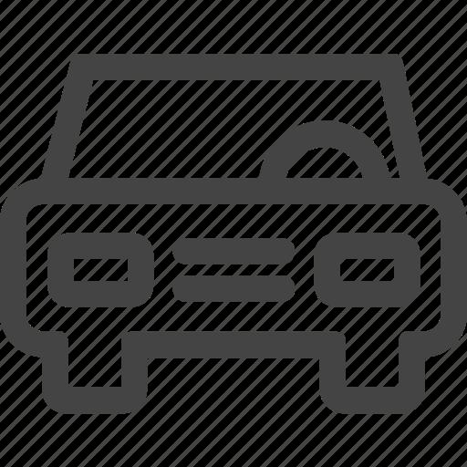 auto, automobile, automotive, car, delivery, road, shipping icon
