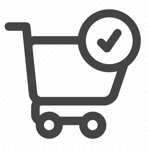 basket, buy, buy online, cart, checkout, ecommerce, store icon