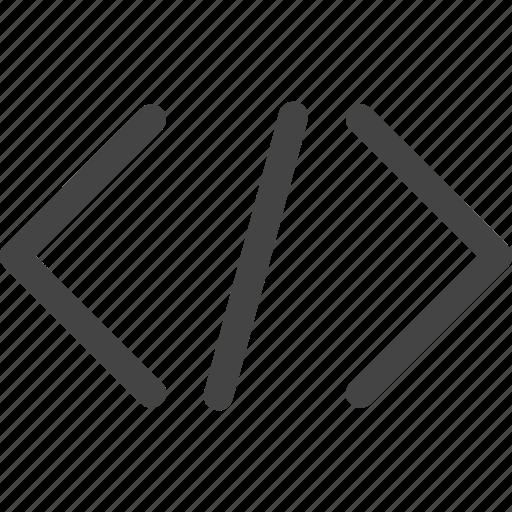 browser, code, computer, design, internet, language, program icon