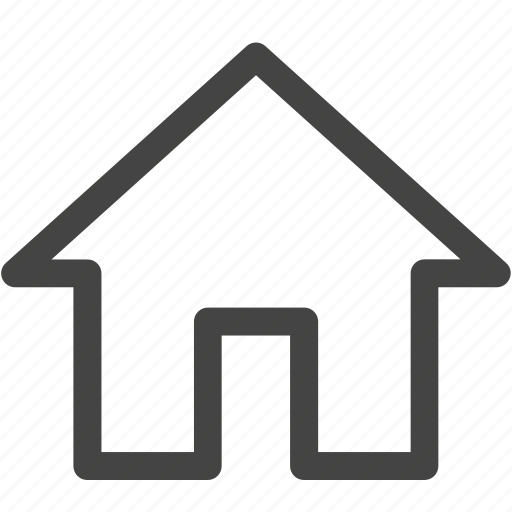 apartment, building, estate, home, house, office, property icon