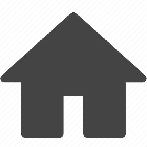 building, dwelling, estate, filled, filled house, full house, home icon