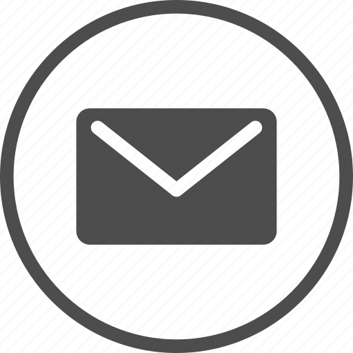 business, e-mail, email, envelope, letter, mail, message icon