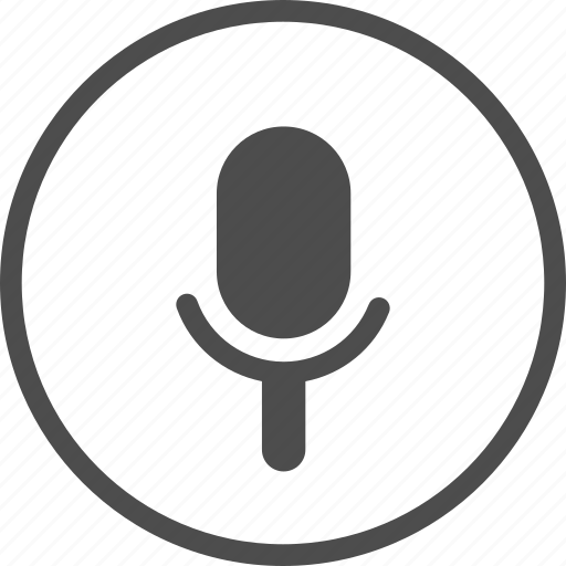 Mic, microphone, record, sound, voice, audio, multimedia icon - Download on Iconfinder