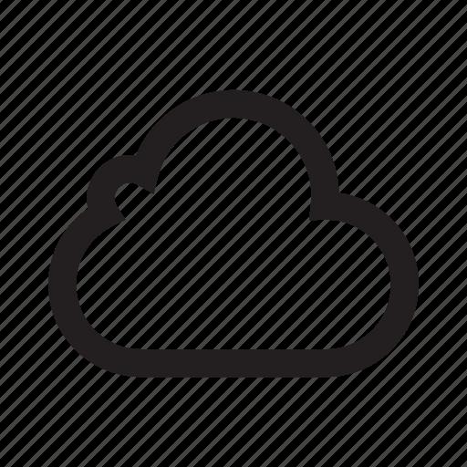 Bubble, cloud, database, hosting, server icon - Download on Iconfinder