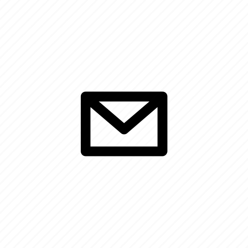 communication, delivery, email, envelope, letter, message, send icon