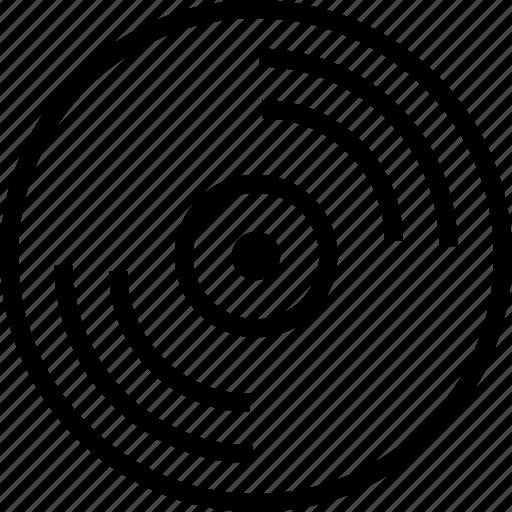 cd, disc, interface, storage, web icon