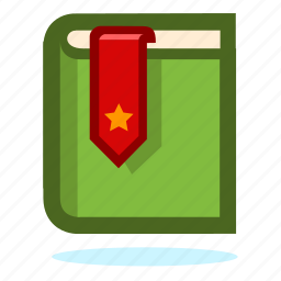 book, bookmark, document, documents, favorite icon