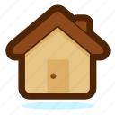 building, buildings, estate, home, house icon