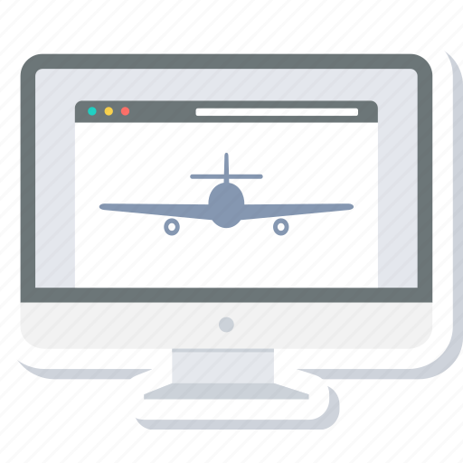 document, landing, page, web, website icon