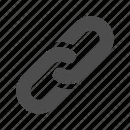 hyperlink, link, web, web link icon