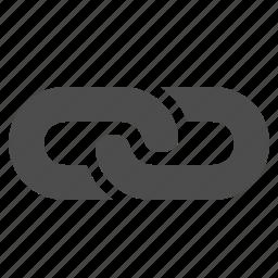 chain, hyperlink, internet, link, web icon