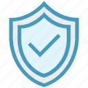 antivirus, check, defense, protect, protection, security, shield icon