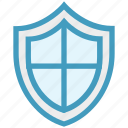 antivirus, defense, firewall, protect, protection, security, shield icon