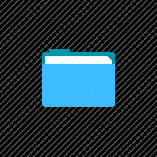 business, file, folder, office, storage icon