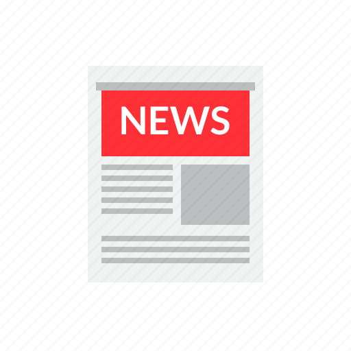 article, journal, news, newspaper, paper icon