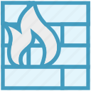 antivirus, firewall, guard, privacy, protection, safety, security icon