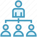 marketing, meeting, peoples, sharing, team, teamwork, users icon