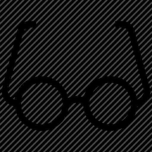 eye, glasses, reading, view icon