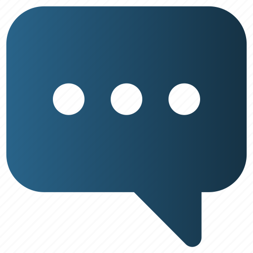 bubble, chat, communication, message, sms, speech, talk icon