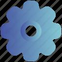 cogwheel, configuration, gear, option, preference, settings, setup icon