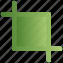 crop, transform, graphics, frame, tool