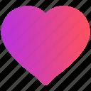 favorite, heart, like, love, social, web