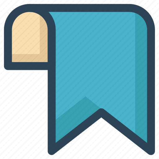 bookmark, ribbon, web icon