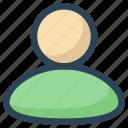 account, man, people, person, profile, user, web